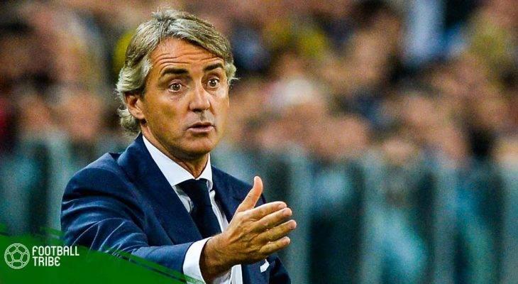 Roberto Mancini đạt thỏa thuận dẫn dắt đội tuyển Italia