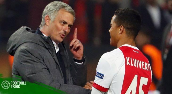 "Justin Kluivert bắt đầu ""làm loạn"" tại Ajax"