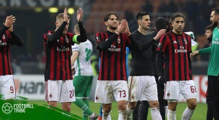 AC Milan đối diện với án cấm thi đấu tại châu Âu