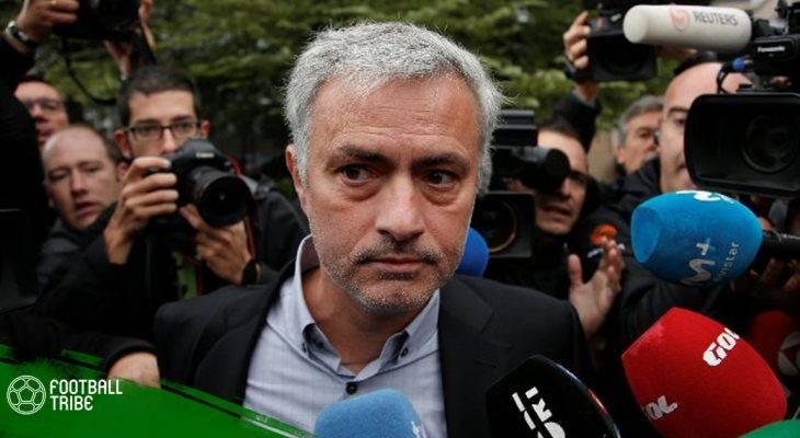 Mourinho chính thức nhận tội danh trốn thuế