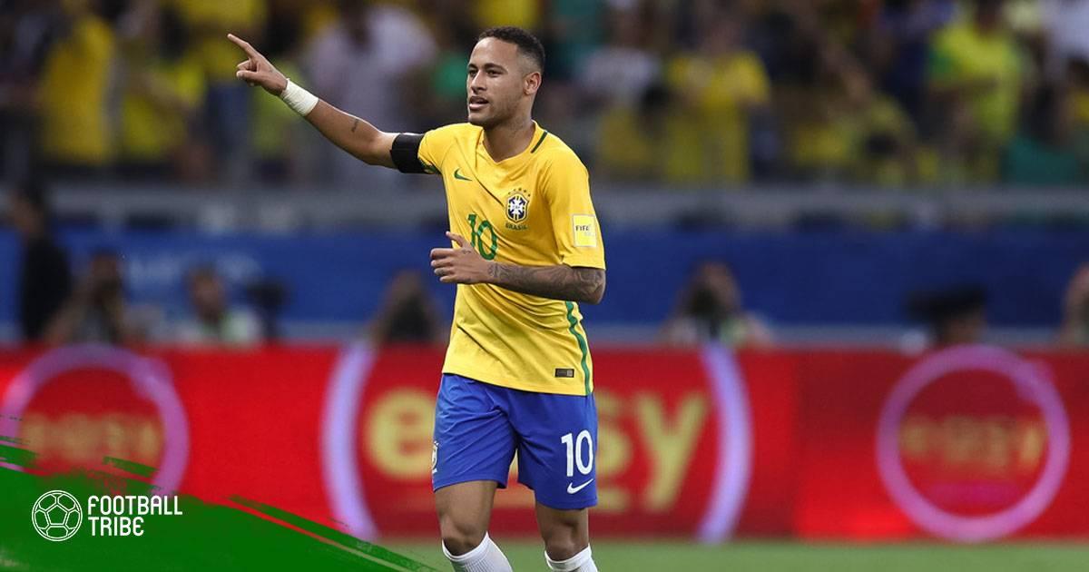 """Bản tin tối 1/6: Brazil tiếp tục """"sốt vó"""" vì Neymar"""