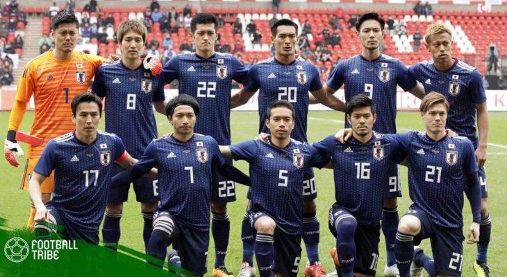HLV ĐT Olympic Nhật Bản kiêm nhiệm giống Park Hang-seo