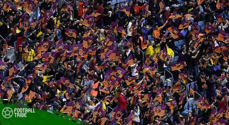 Barcelona phát hiện gần 3000 vé giả mạo ở trận El Clasico