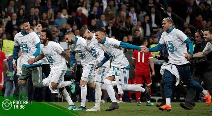 Hành trình tới Kiev của Real Madrid