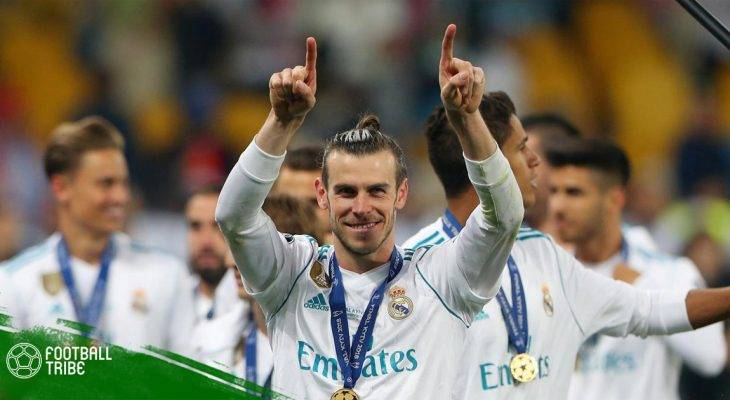 Ronaldo và Gareth Bale úp mở về tương lai sau chức vô địch châu Âu