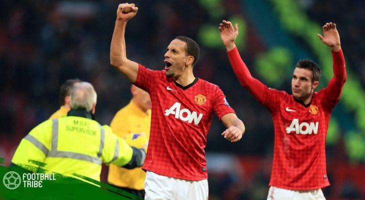 Điểm tin Man Utd: Ferdinand nhận giải thưởng điện ảnh cao quý, Van Persie hoãn giải nghệ