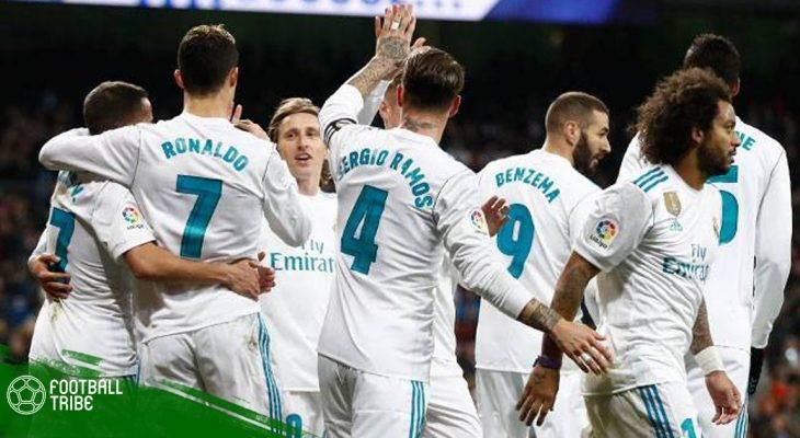 Điểm tin Real Madrid: Carvajal sẵn sàng tái xuất, Bale lên chức cha