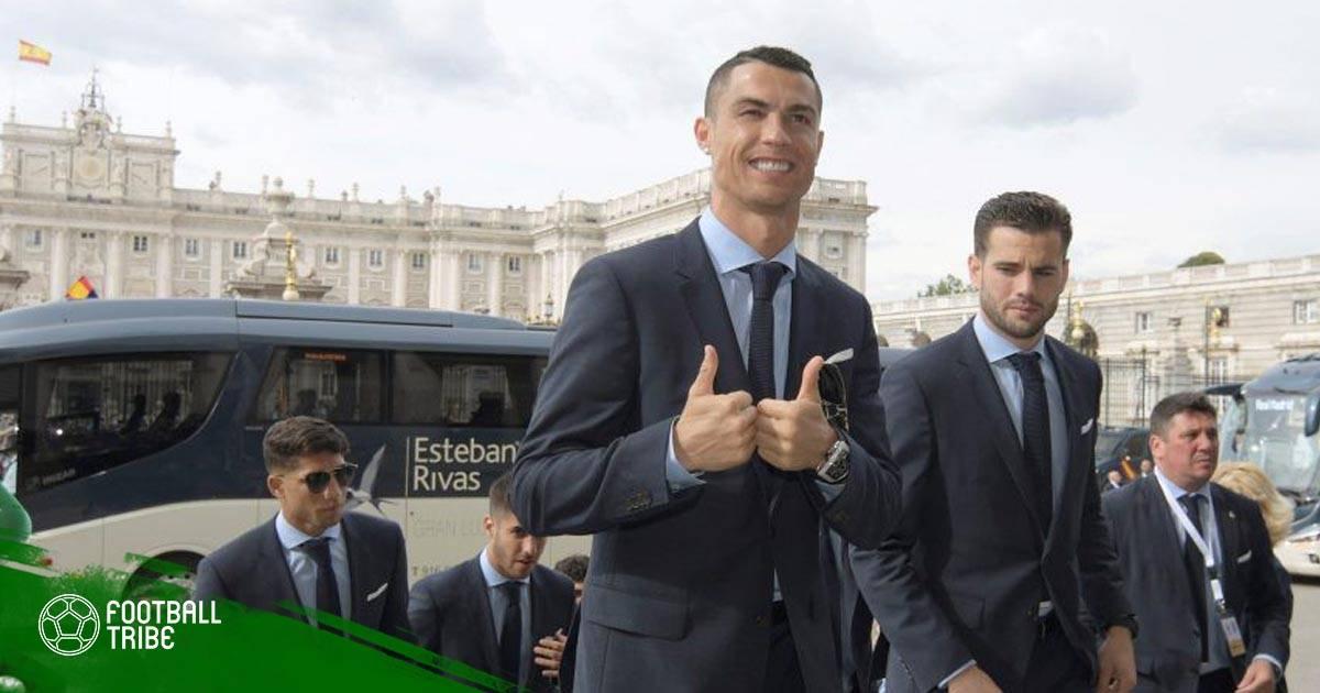 Ronaldo nhận án tù treo
