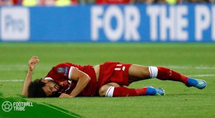 Mohamed Salah nói lời chia tay World Cup 2018