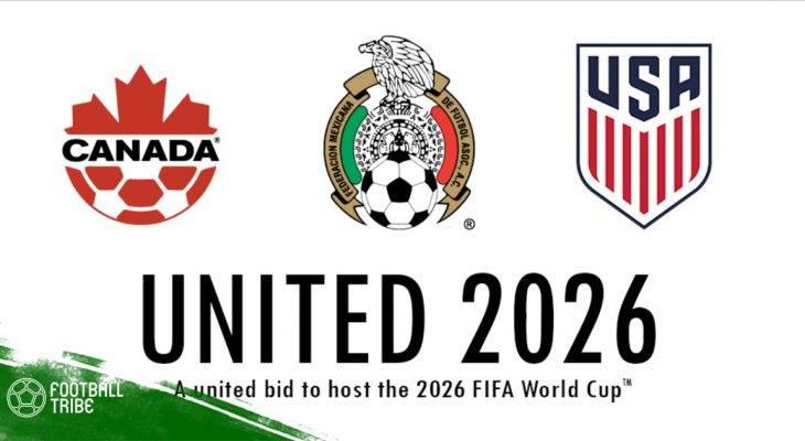 FIFA cho phép các lãnh thổ thuộc Mỹ bỏ phiếu bầu chủ nhà World Cup 2026