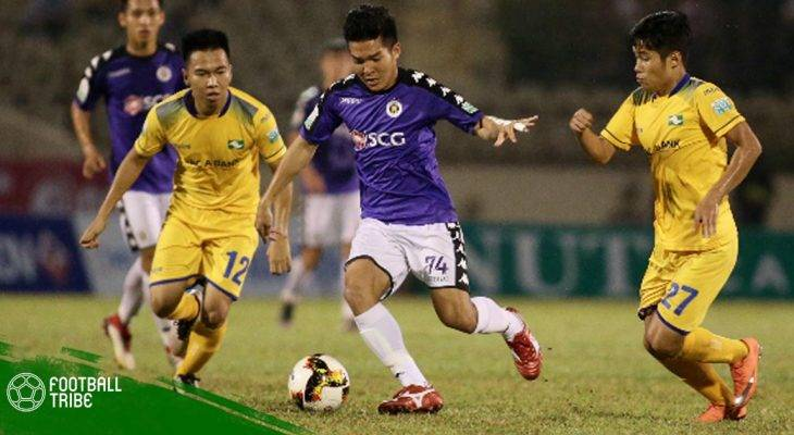 Điểm qua loạt trận vòng11 Nuti Cafe V.League 1 – 2018