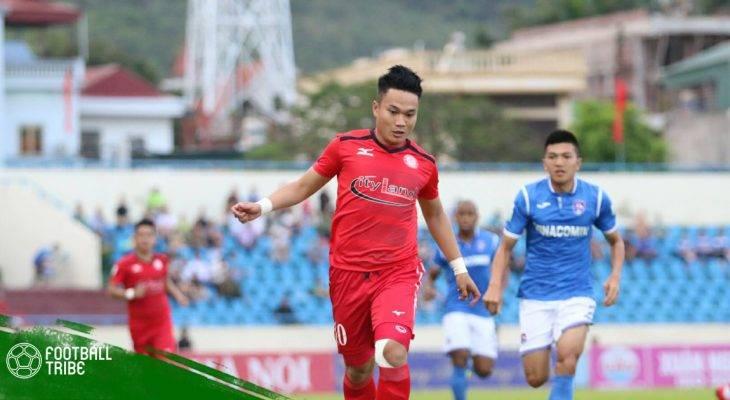 Phi Sơn vẫn bị treo giò ở vòng 10 V.League