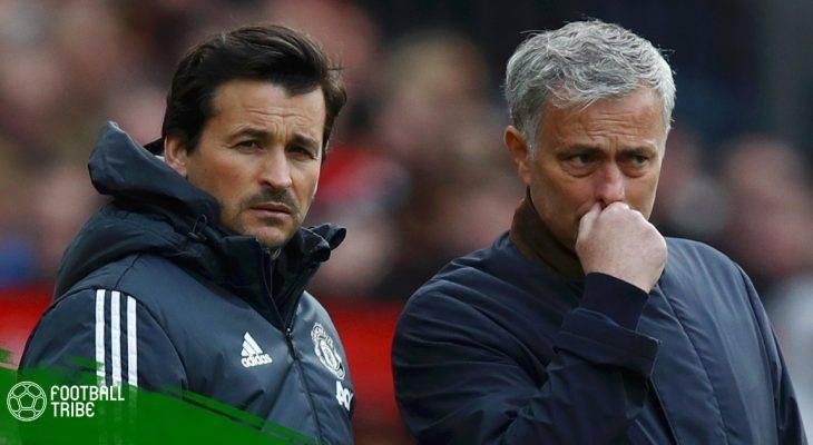"""Rui Faria và Mourinho """"đường ai nấy đi"""" sau 17 năm gắn bó"""