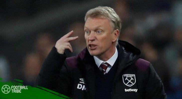 David Moyes rời West Ham sau sáu tháng nắm quyền