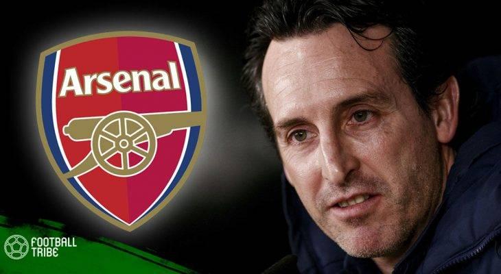 Arsenal chính thức bổ nhiệm Unai Emery