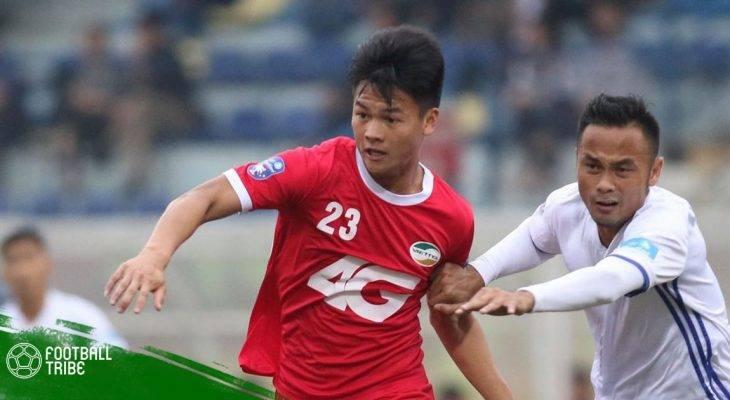 Cựu tuyển thủ U20 Việt Nam dính chấn thương nghiêm trọng
