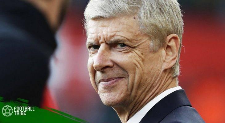 "Wenger ""sáng cửa"" thay thế Zidane tại Real Madrid"