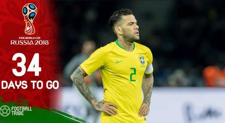 World Cup còn 34 ngày: VTV nối lại đàm phán bản quyền phát sóng, Brazil chờ Dani Alves