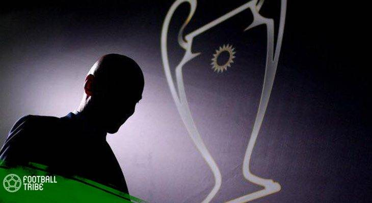 SHOCK: Zidane từ chức huấn luyện viên trưởng Real Madrid