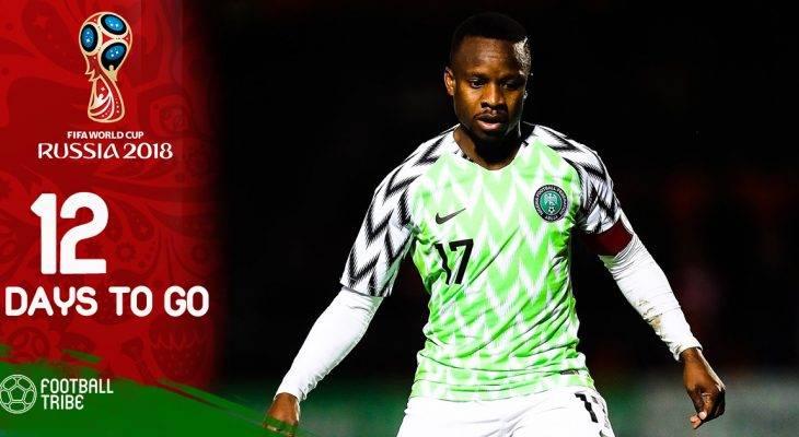 """World Cup 2018 còn 12 ngày: Áo đấu Nigeria """"đắt như tôm tươi"""""""