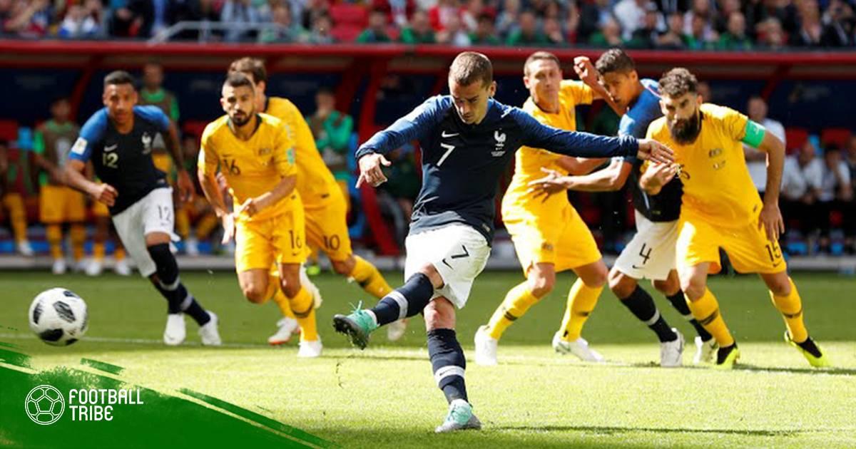 """Chấm điểm cầu thủ trận đấu Pháp-Australia:""""Các ngôi sao lên tiếng đúng lúc"""""""
