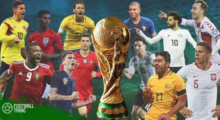 Cẩm nang những anh tài dự VCK World Cup 2018