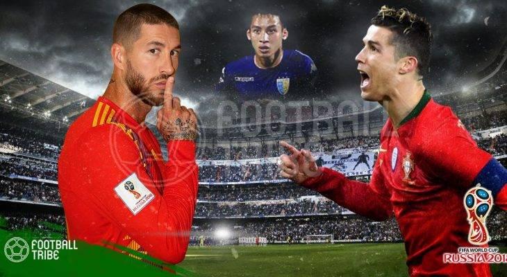"""Góc Hùng Dũng: """"Tây Ban Nha sẽ đánh bại Bồ Đào Nha với tỉ số tối thiểu!"""""""