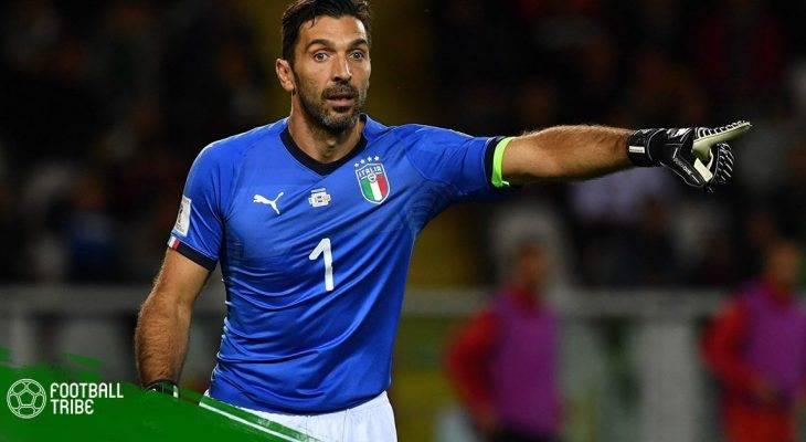 Mancini ngỏ cửa chờ Buffon