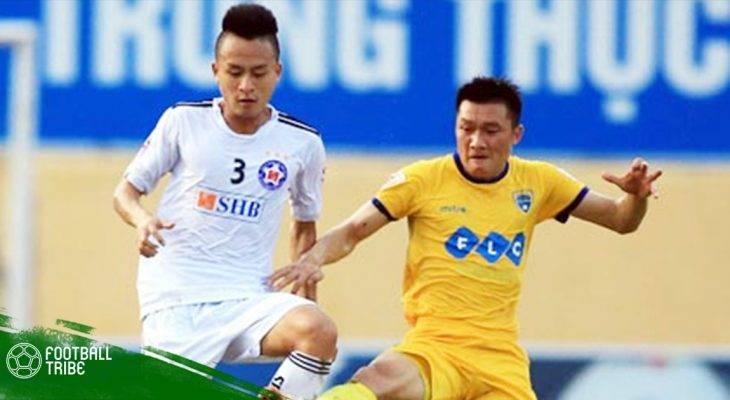 Vòng 13 V.League 2018: Vũ Minh Tuấn thông nòng, Thanh Hóa mở hội