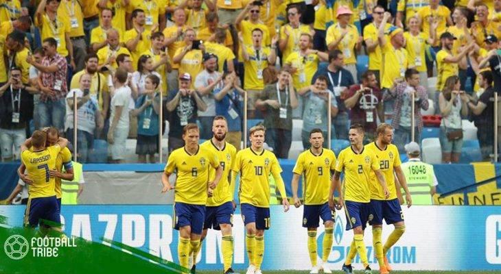 Những điểm nhấn sau trận đấu giữa Thụy Điển và Hàn Quốc