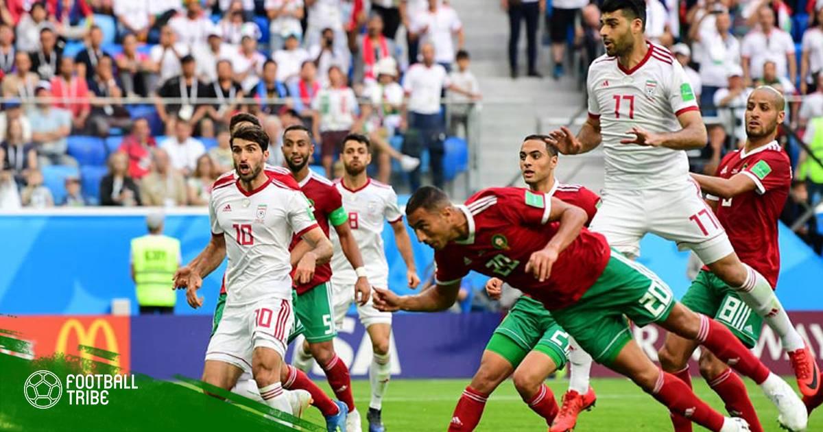 Chấm điểm cầu thủ sau trận Morocco – Iran