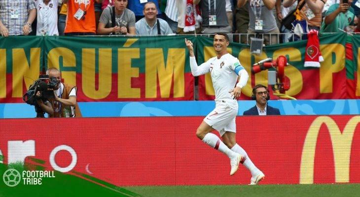 Điểm nhấn Bồ Đào Nha 1-0 Morocco: Ronaldo tiễn đối phương về nước!