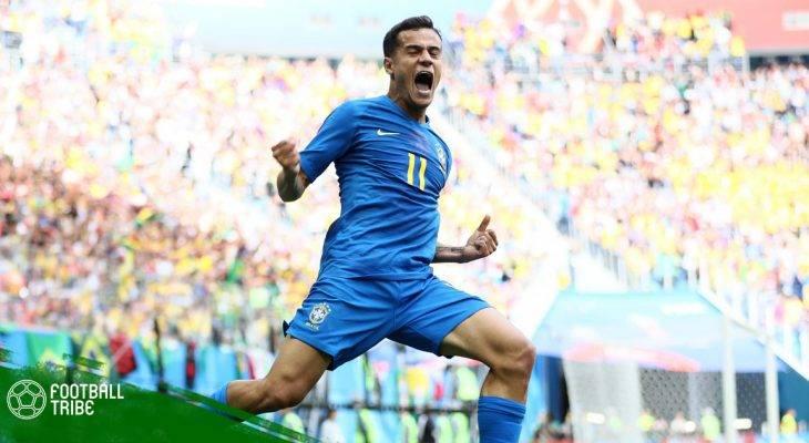 Điểm nhấn Brazil 2-0 Costa Rica: Selecao nhọc nhằn giành chiến thắng!