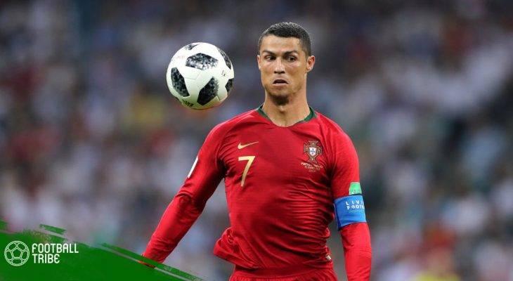Bồ Đào Nha 3-3 Tây Ban Nha: Tuyệt đỉnh Ronaldo!!