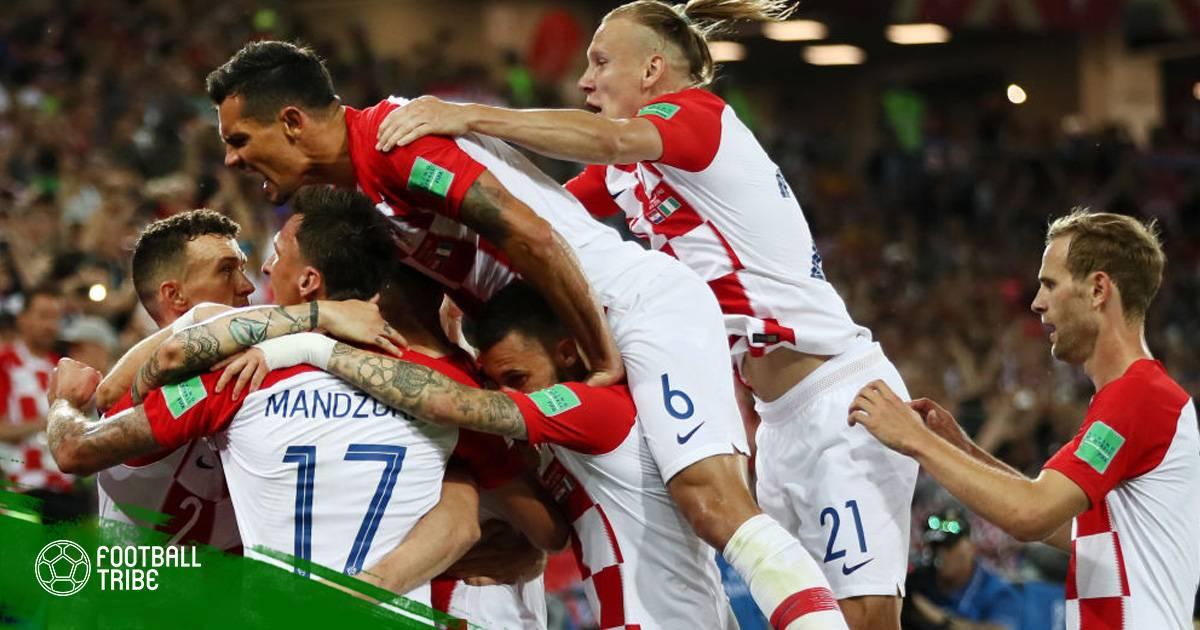 World Cup 2018  Hạ Nigeria, Croatia tạm vượt Argentina ở bảng D