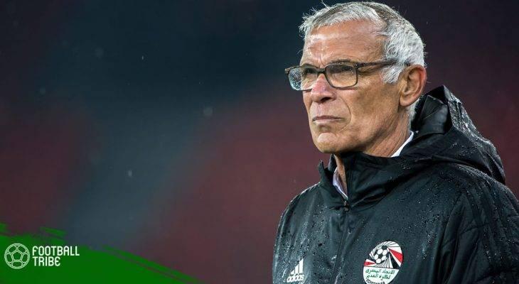 HLV Hector Cuper bỏ ngỏ tương lai với tuyển Ai Cập