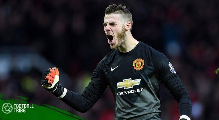 """Manchester United trói chân thành công """"Người Nhện"""" De Gea"""