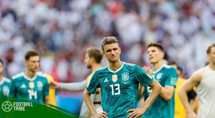 """Điểm nhấn Hàn Quốc 2-0 Đức: Nhà vua """"băng hà"""""""