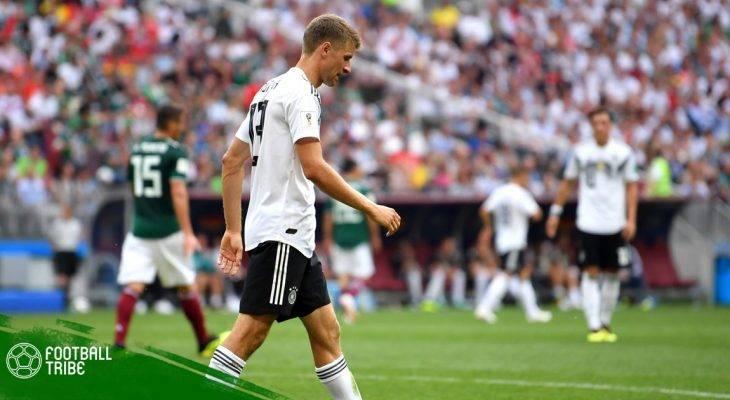 FIFA World Cup và lời nguyền nhà vô địch