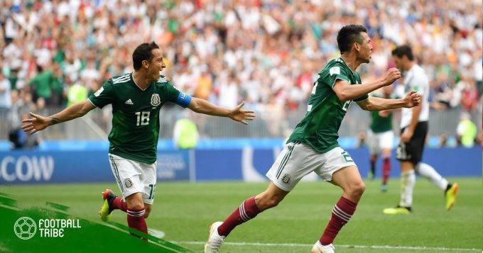 Dư âm Đức 0-1 Mexico: Địa chấn đầu tiên tại World Cup 2018