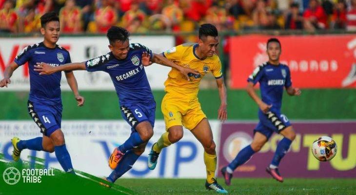 V15 V.League| FLC Thanh Hóa 3-1 B.Bình Dương: Đội bóng xứ Thanh áp sát top 3