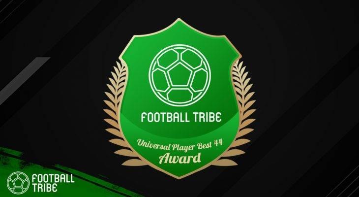 Những điểm nhấn sau cuộc bình chọn Football Tribe 44 Universal Player Awards