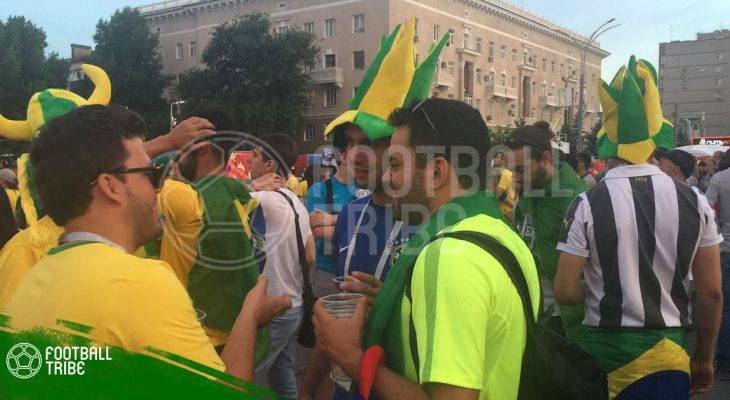 Nhật ký World Cup 2018 (phần 5): Fan Fest Rostov – trẩy hội trước trận ra quân của Brazil