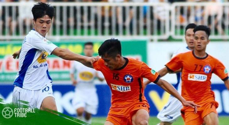 Vòng 14 V.League 2018| SHB Đà Nẵng – HAGL: Thách thức ở Hòa Xuân