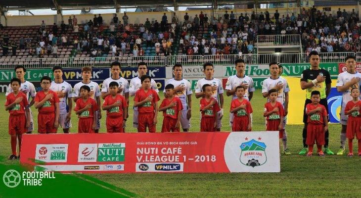 Đội hình dự kiến của HAGL trận gặp Sanna Khánh Hòa BVN