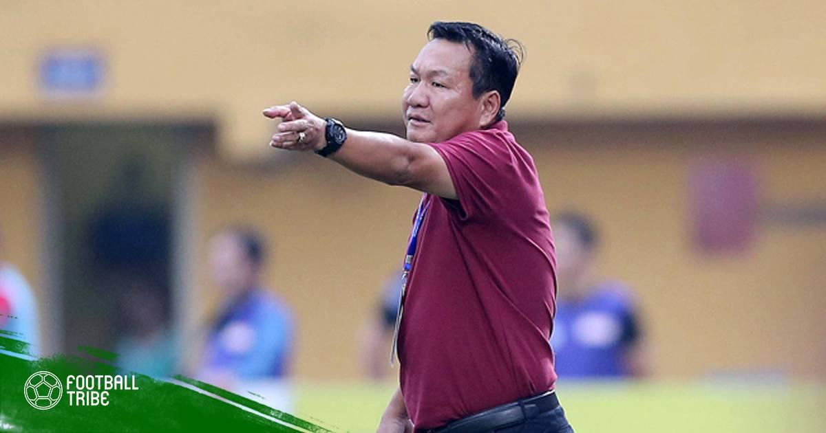 """Cựu HLV ĐT Việt Nam lý giải sự """"kỳ lạ"""" của BXH lượt đi V.League"""