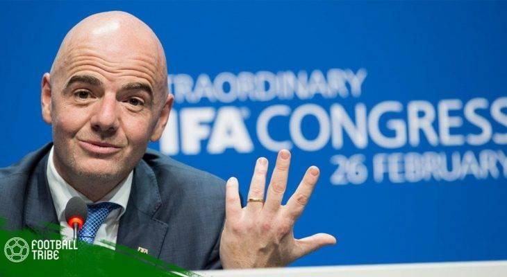Bản tin tối 13/6: Chủ tịch FIFA tuyên bố tái tranh cử