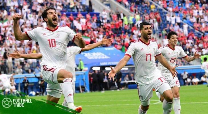 Tiền đạo Iran muốn 'thắng tưng bừng' đội tuyển Việt Nam