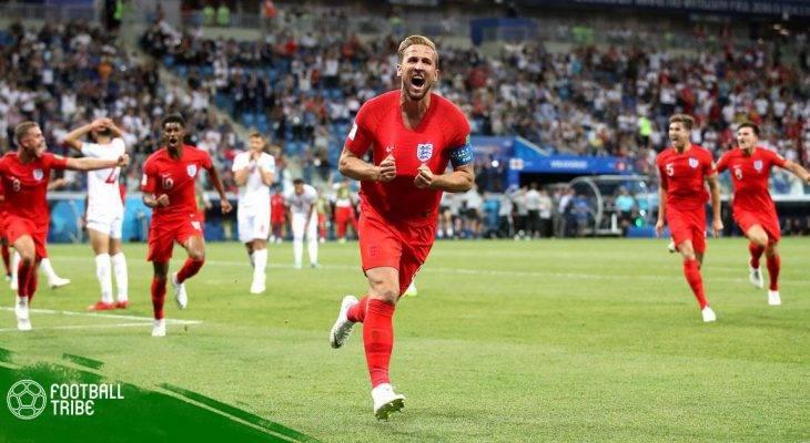 Điểm nhấn Tunisia 1-2 Anh: Harry Kane cứu rỗi Tam Sư