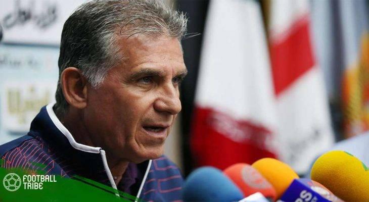 HLV Iran đau đầu tìm cách hóa giải Ronaldo